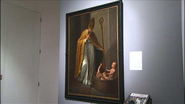 Une exposition consacrée à la restauration des oeuvres d'art