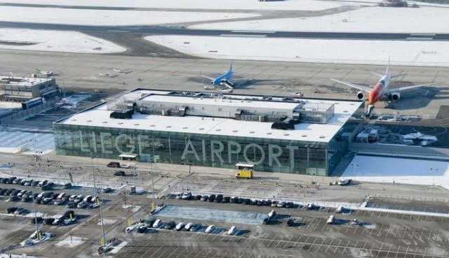 Liège Airport : contrat cadre entre Belgocontrol et la Sowaer