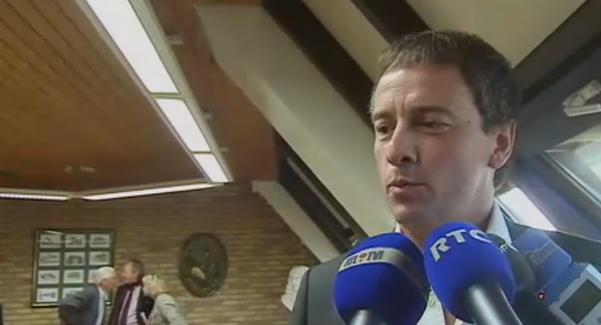 Stéphane Moreau démissionne de son poste de bourgmestre d'Ans