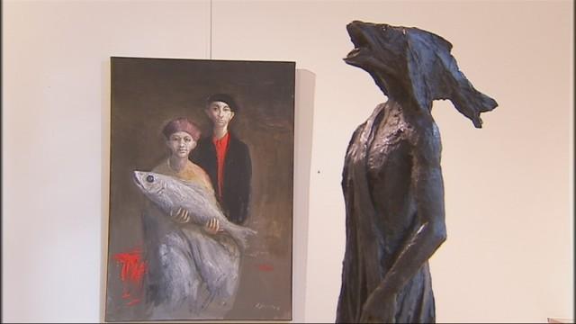 Roland Devolder expose au centre de Liège