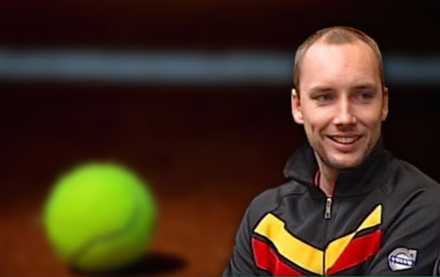 Steve Darcis face au 29ème mondial en Coupe Davis