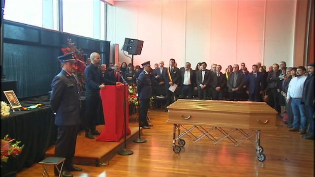 De nombreuses personnalités aux obsèques de Gaston Onkelinx