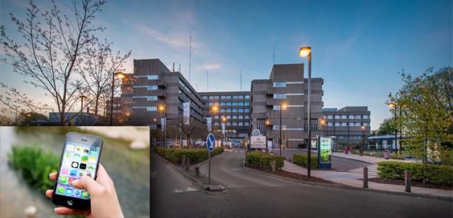 Info service : nouveaux numéros de téléphone du CHR Liège