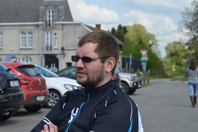 Le Rémicourtois Sébastien Xhrouet : Mérite sportif à Nivelles