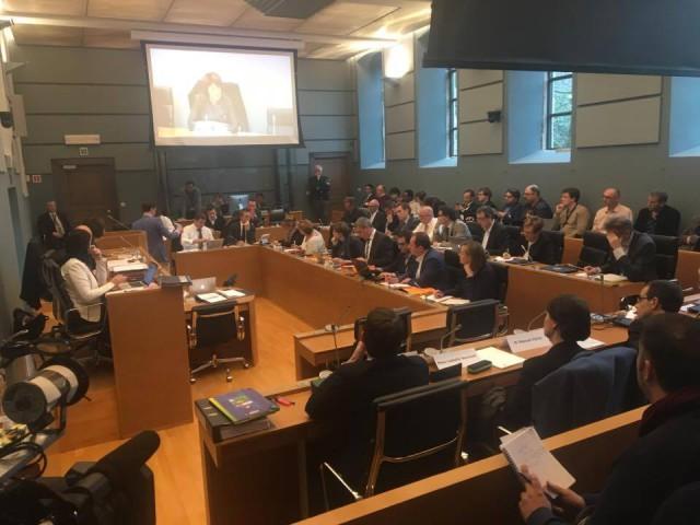 Début de la commission d'enquête parlementaire Publifin (vidéo)