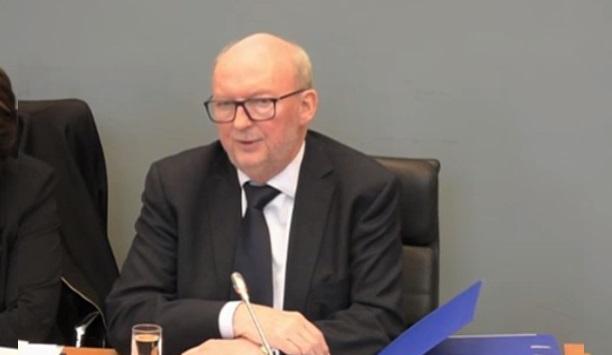 G. Pire : Le CA n'avait pas à s'immiscer dans les comités de secteur