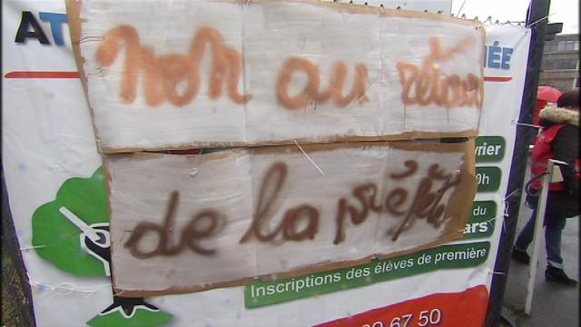 Athénée de Fragnée : les enseignants ne veulent pas de la préfète