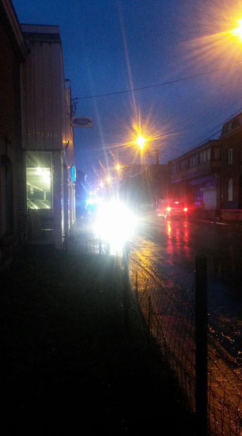 Incendie : 9 personnes intoxiquées à Blegny