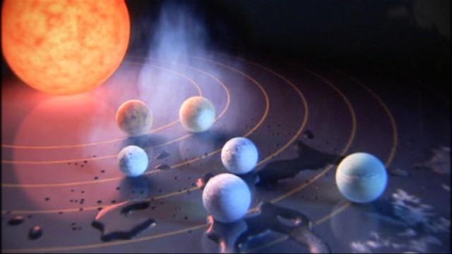 Découverte des 7 exoplanètes : l'Université participe à de nombreux programmes