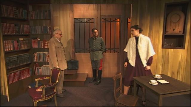 Le Silence de la Mer, au théâtre Arlequin