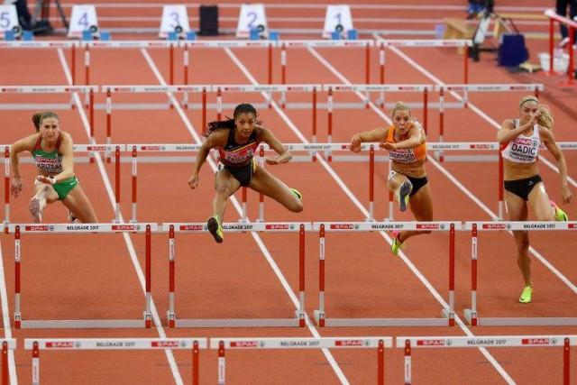 Nafissatou Thiam championne d'Europe de pentathlon (vidéo)