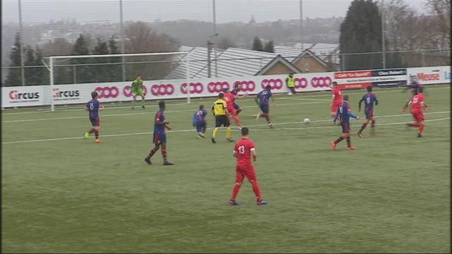 Le titre s'éloigne un peu plus pour le RFC Liège