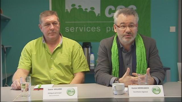 Préavis de grève pour jeudi chez Publifin