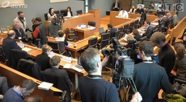 Commission Publifin : la Présidente demande un huis clos