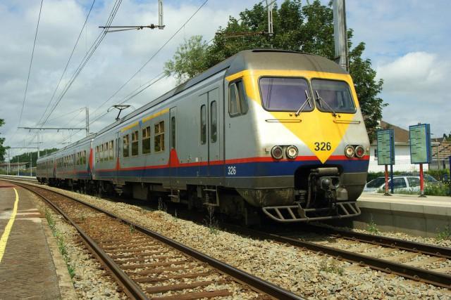 Une personne écrasée par un train à Amay