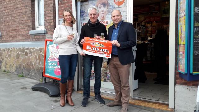 Lotto : un gagnant de 1 million d'euros à Seraing !