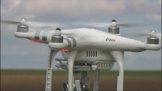 Première école de drones en région liégeoise