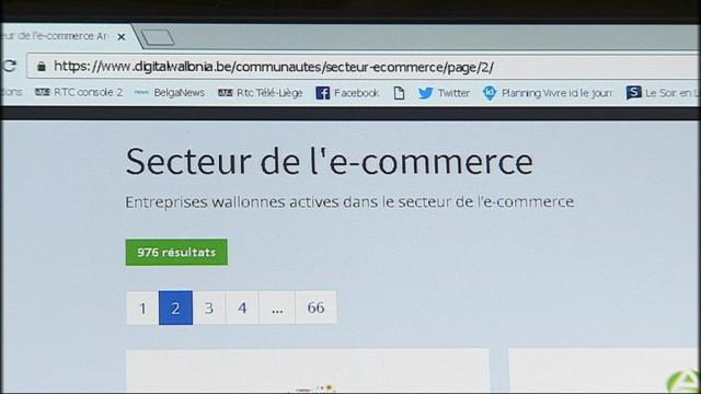 Liège : un salon consacré au e-commerce