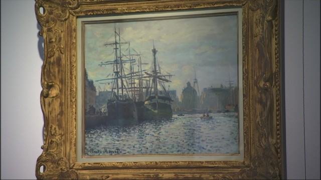 Monet et Ubac exposés à La Boverie