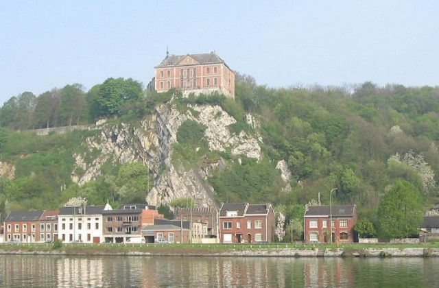 Le château de Chokier : un peu d'histoire