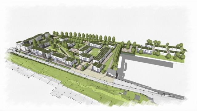 Un éco-quartier de 250 logements bientôt à Ans