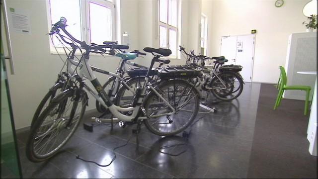 Le personnel de Lampiris ne pourra plus utiliser les vélos partagés