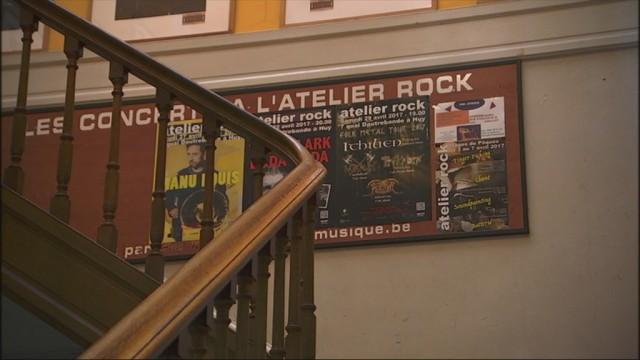 Stage de musique à l'Atelier Rock