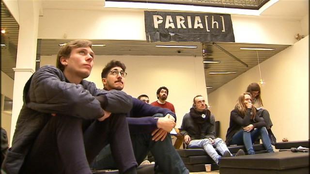 Liège : workshop aux Brasseurs art contemporain