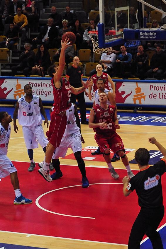 Liège Basket obtient sa licence pour la saison prochaine