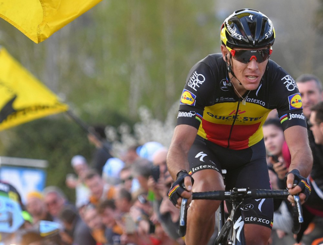 Philippe Gilbert remporte l'Amstel Gold Race !