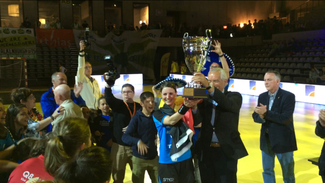 Le Fémina Visé remporte la Coupe de Belgique (résumé vidéo)