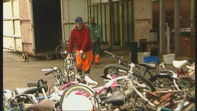 10 ème collecte de vélos dans les recyparcs ce samedi