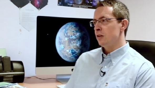 L'astronome liégeois Michaël Gillon dans la liste des 100 personnes les plus influentes du monde