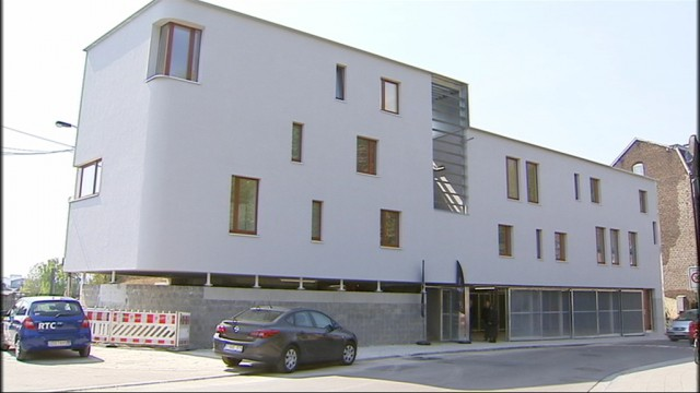 Saint Léonard : des maisons basse énergie en place d'un chancre