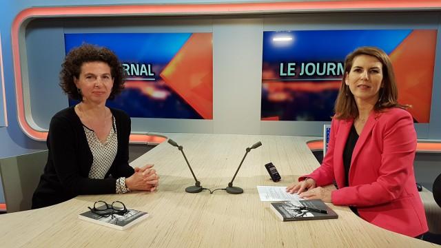 L'invité : Manuela Varrasso pour son premier livre