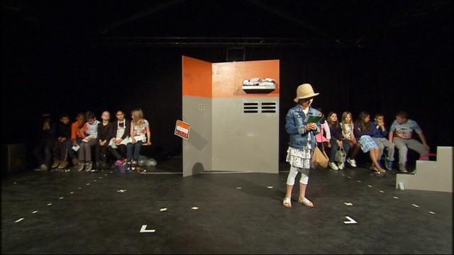 Théâtre : le beau défi des enfants créateurs