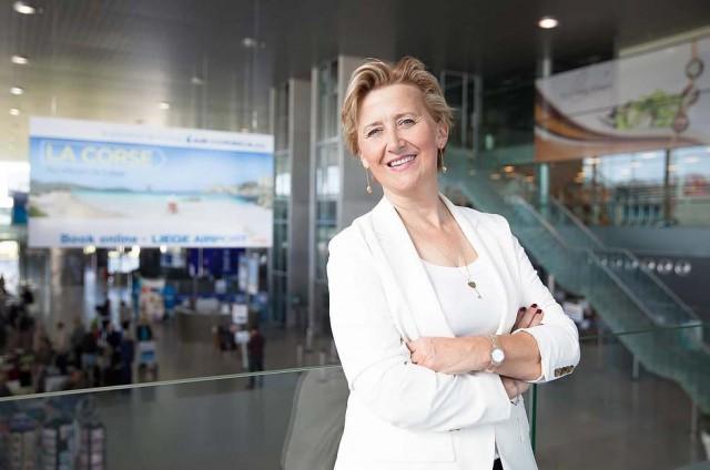 Liege Airport: Marie-Dominique Simonet va démissionner de la présidence