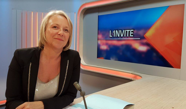 L'Invité : Katty Firquet et le salon du volontariat