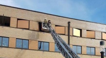 Incendie volontaire à la clinique Notre-Dame de Waremme