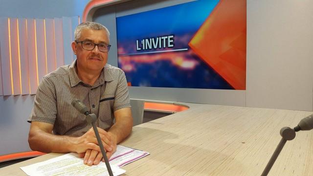 L'invité : l'organisateur de la fête du village à Lincent