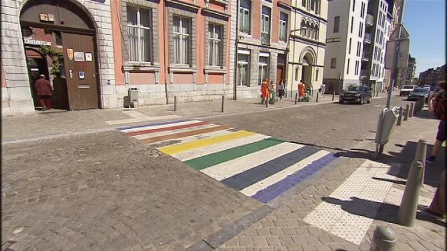 Un passage pour lutter contre l'homophobie