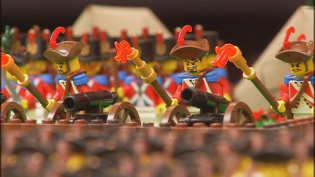 Spectaculaire exposition de Lego