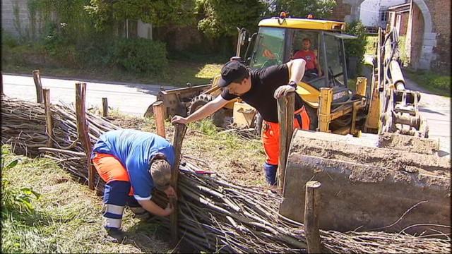 Lutter contre les coulées de terre, priorité à Donceel