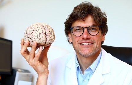 Le prestigieux Prix Francqui au neurologue Steven Laureys (ULg)