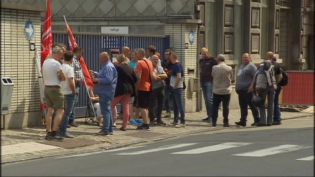 Publifin : grève et reprise des contacts conseil d'administration-syndicats
