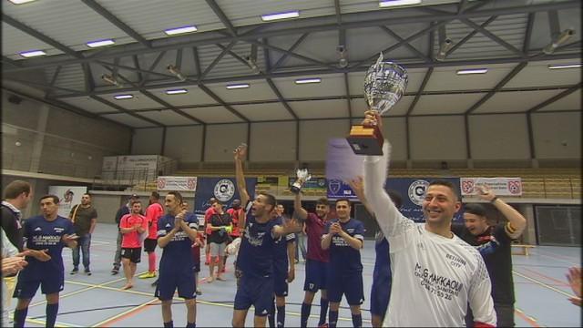 Futsal : les finales de Coupe de province