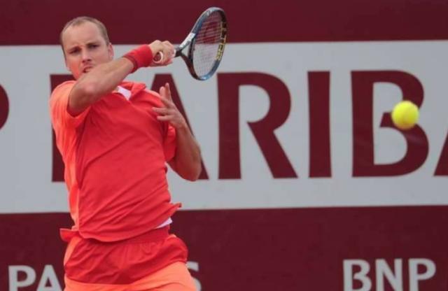 Roland Garros : Steve Darcis éliminé en trois sets