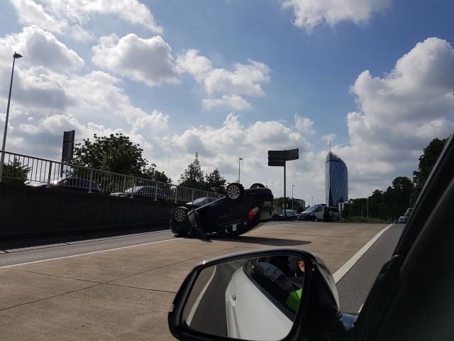 Plusieurs accidents dans la région liégeoise
