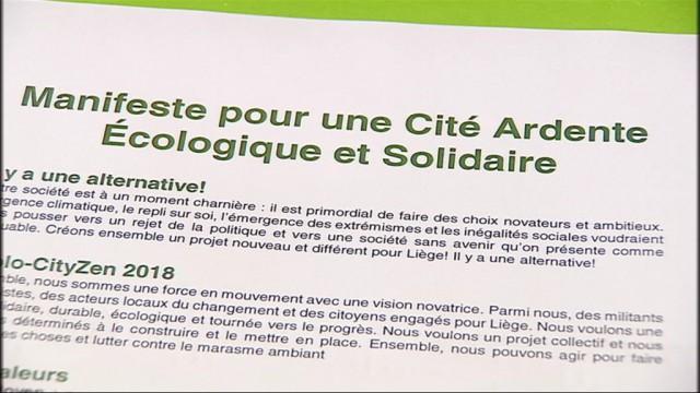Ecolo souhaite la création d'un mouvement éco-citoyen