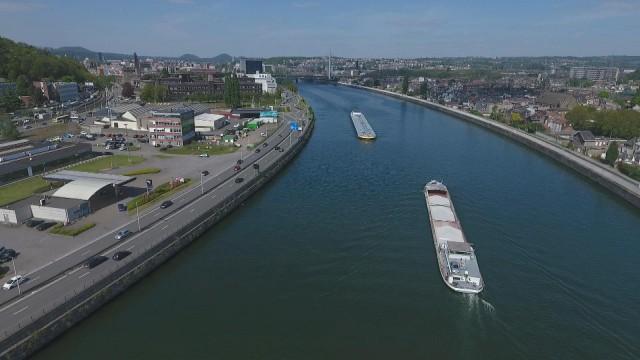 Le Port Autonome de Liège a 80 ans
